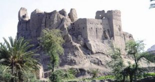 قلعه تاریخی ایرندگان